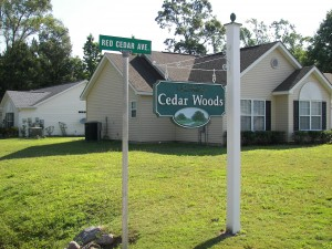 Cedar Woods in Myrtle Beach, SC